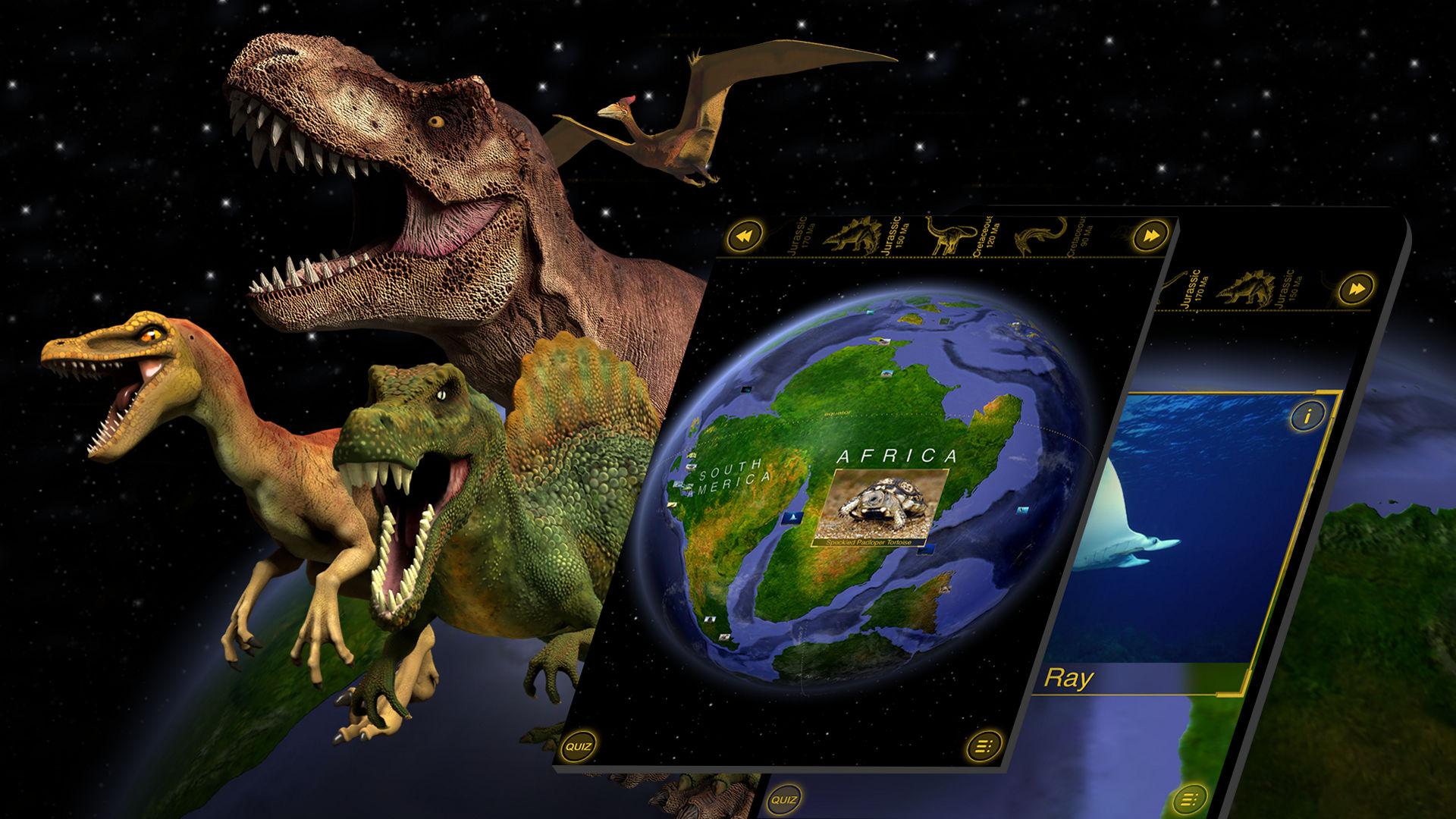 Dino Walk feature 1