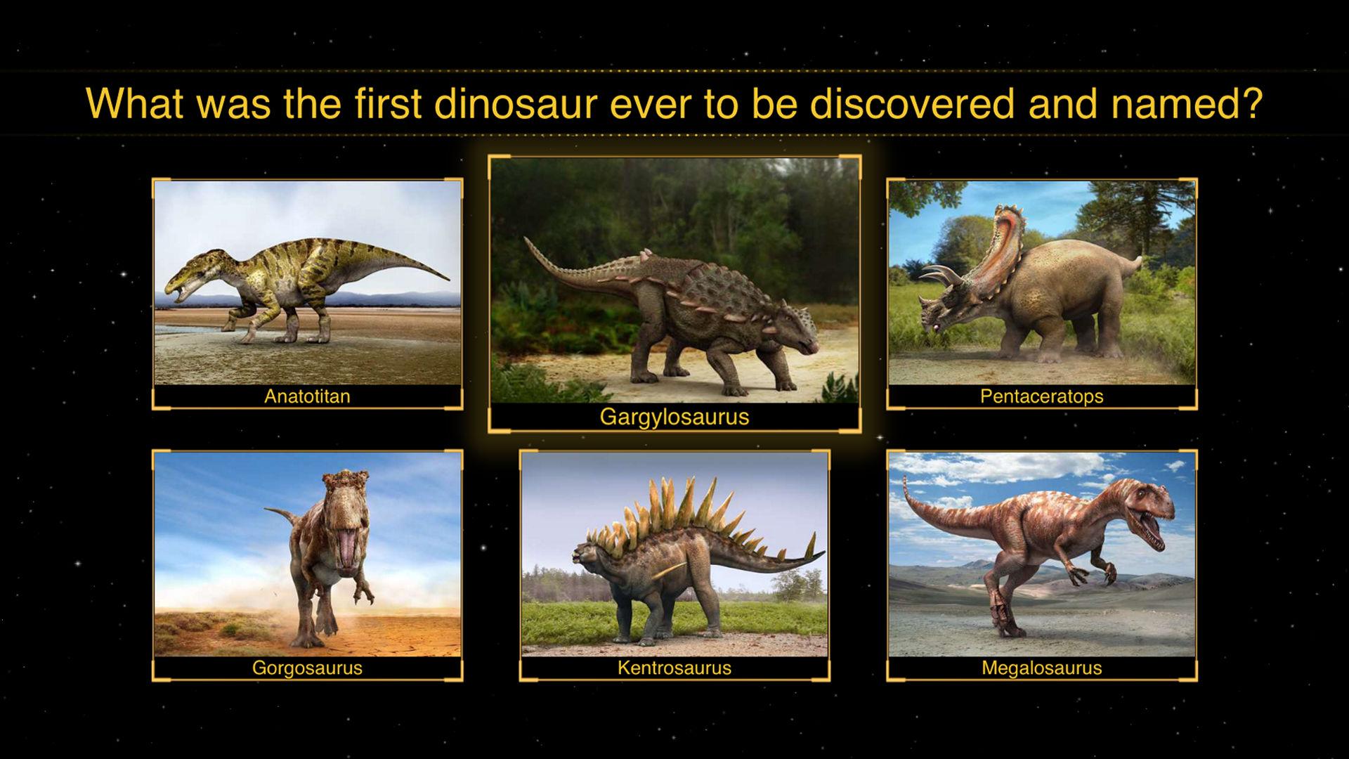 Dino Walk feature 5