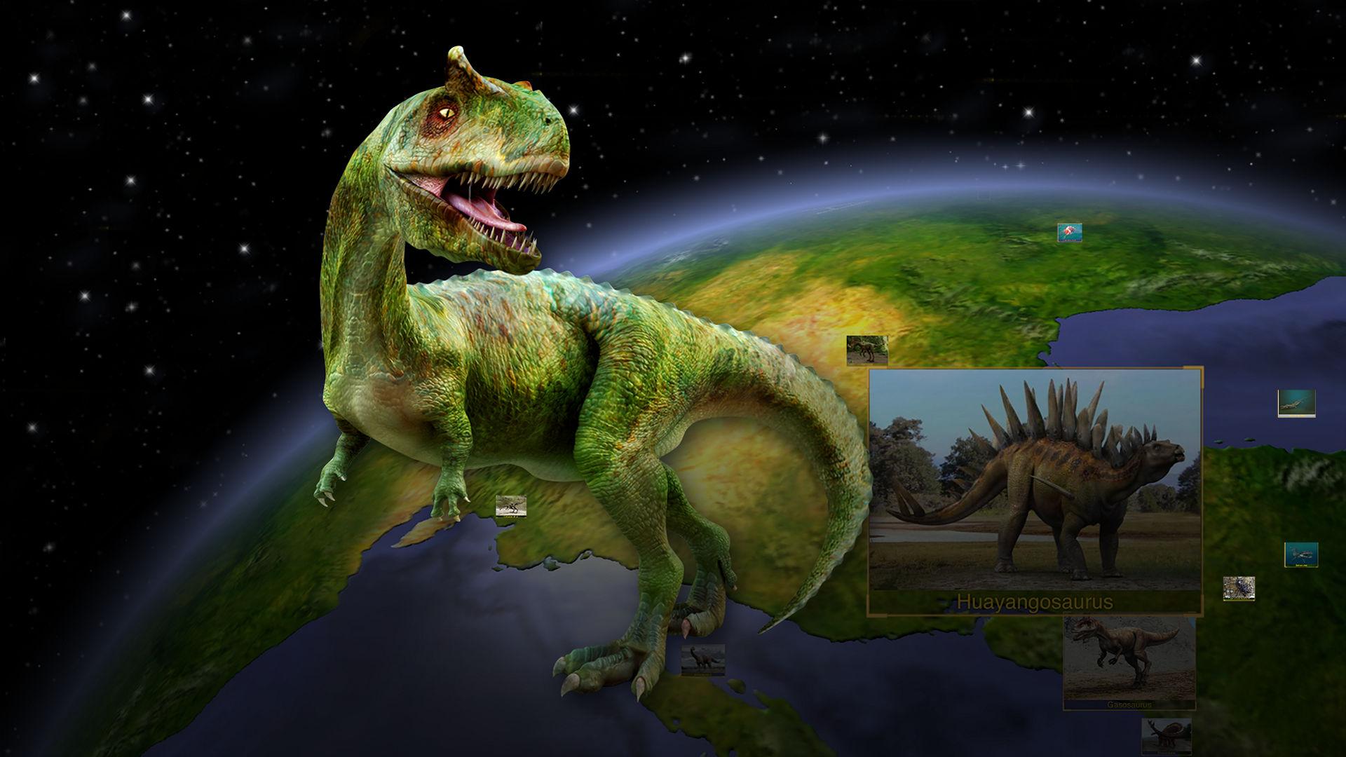 Dino Walk feature 6