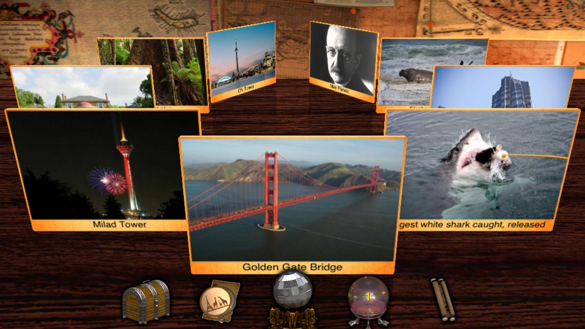 Geo Walk feature 2