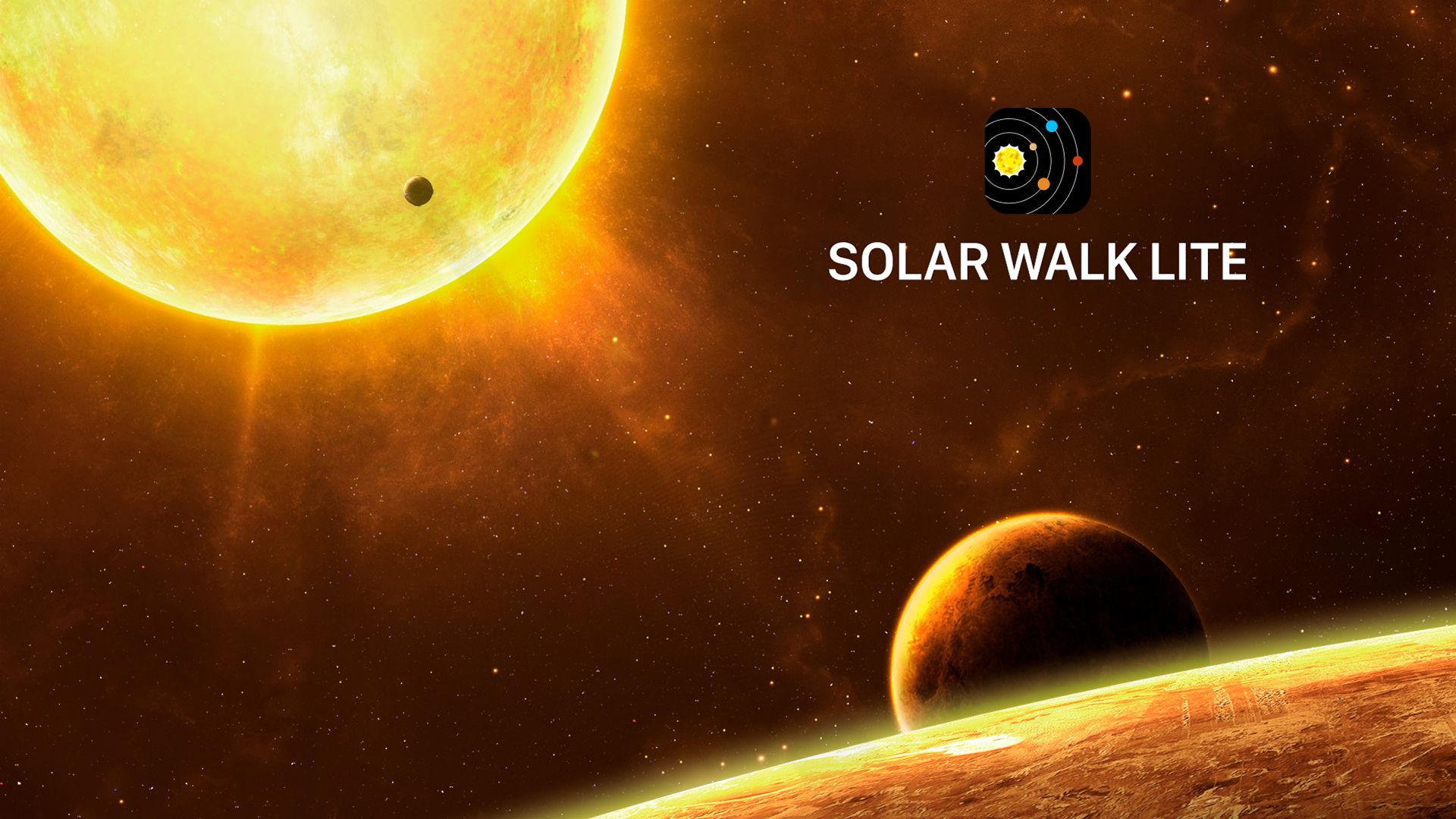 Solar Walk Lite banner