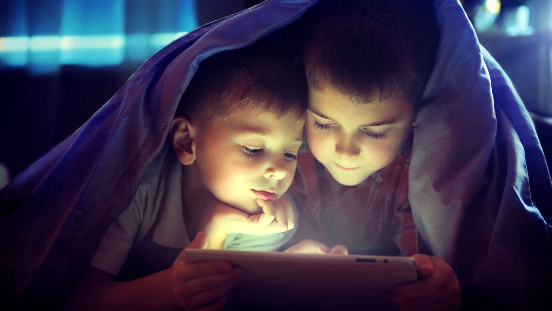 Stargazing for kids