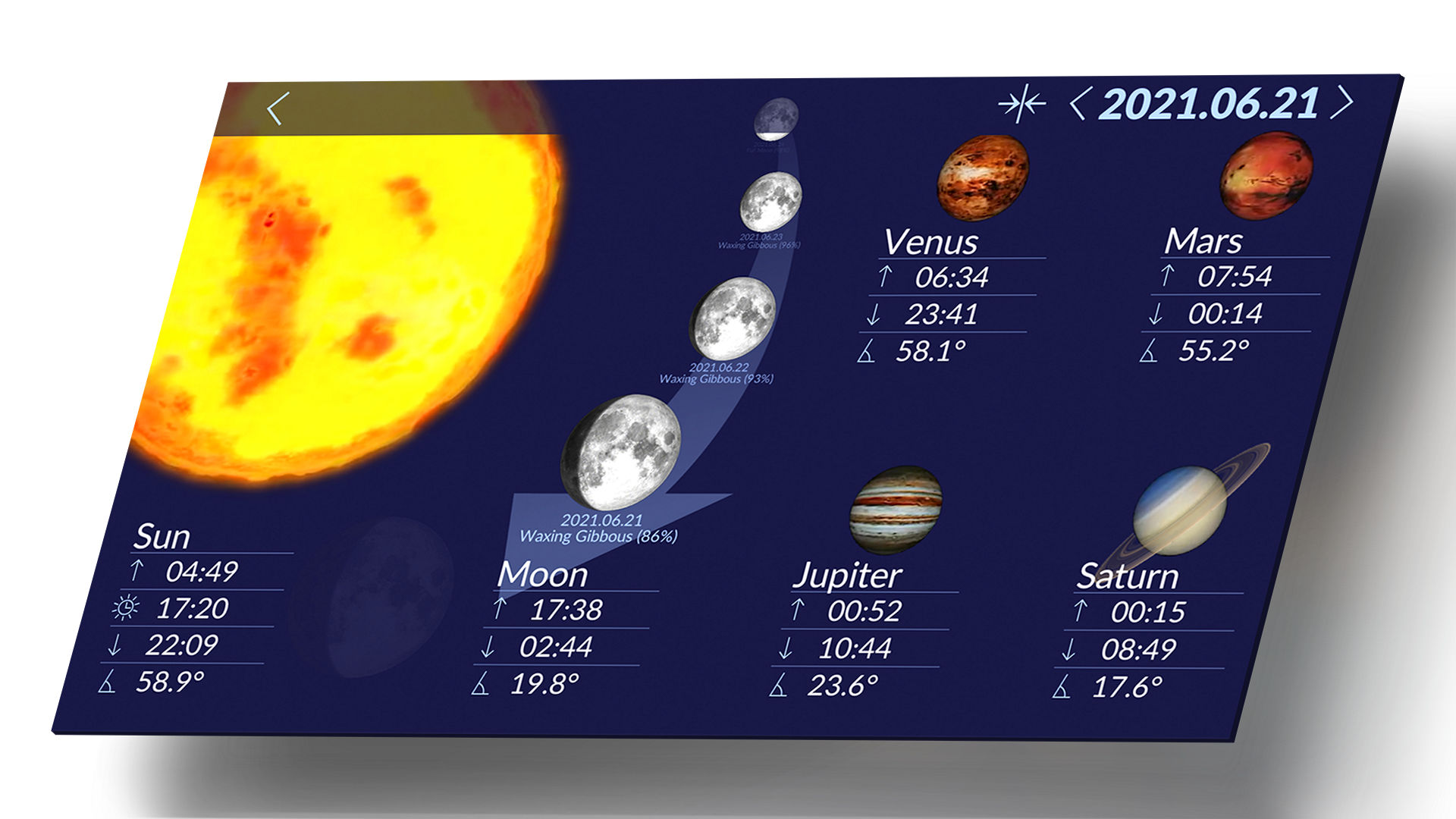Star Walk 2 product feature 4
